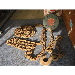 Block and Tackle ONE tonne capacity