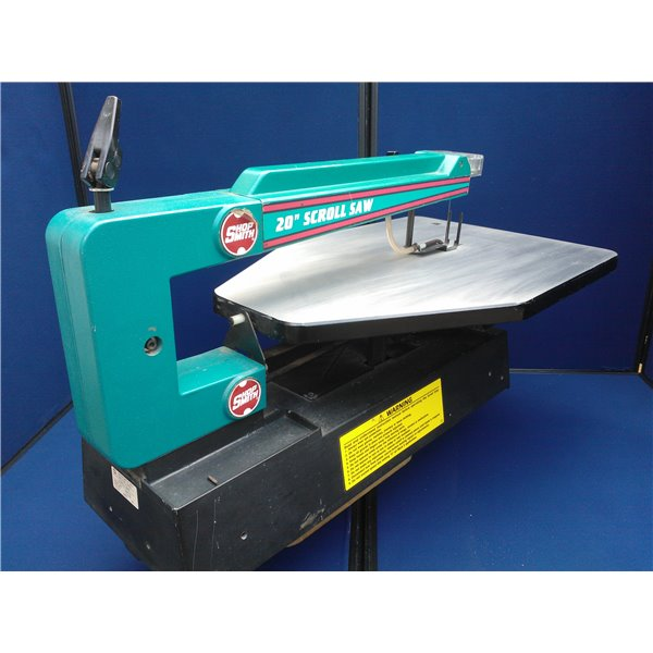 Used Shopsmith 20 Scroll Saw