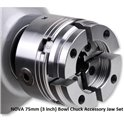NOVA 75mm Bowl Chuck Accessory Jaw Set