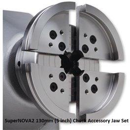 "SuperNOVA2 130mm (5"") Chuck Accessory Jaw Set"