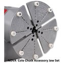 NOVA Cole Chuck Accessory Jaw Set