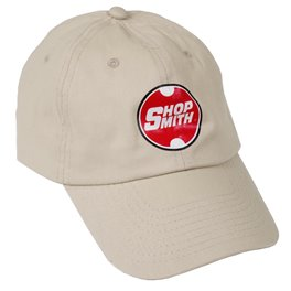 Shopsmith Baseball cap with logo
