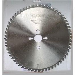 60 Tooth 30mm arbor10 inch TCT Sawblade