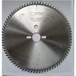 80 Tooth 30mm arbor 250mm TCT Sawblade