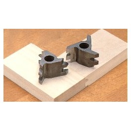 Complete Cabinet Set of 6 Shaper Cutters
