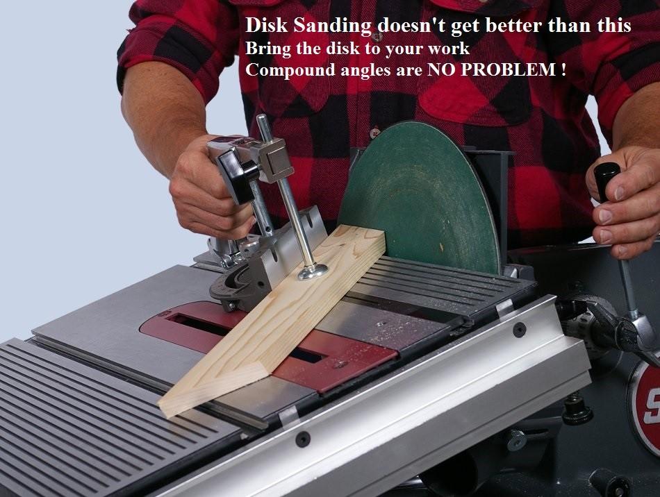 Disk Sander