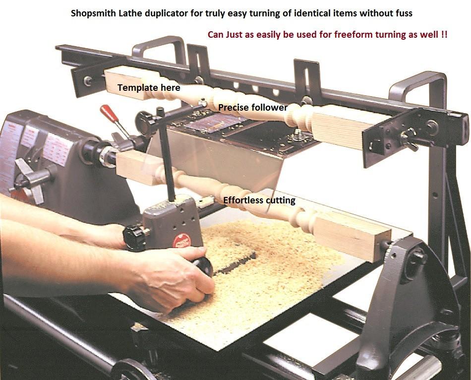 Lathe Duplicator
