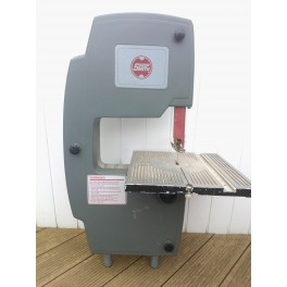 Bandsaw USED with Aluminium table