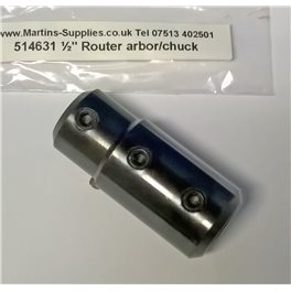½  inch Router Chuck