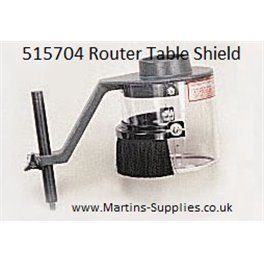 Shopsmith Mark V Router Table Shield Guard