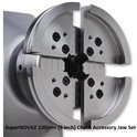 SuperNOVA2 130mm Chuck Accessory Jaw Set