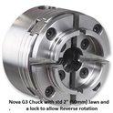 Nova G3 reversible chuck (insert type)