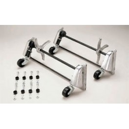 Retractable Casters for SPT