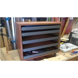 Rolling Cabinet Project