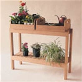 Project plan for a Plant Table in Redwood £19.99
