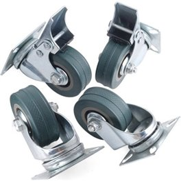 Casters 50mm set of 4