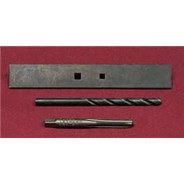 Featherguard installation KIT pack including Drill bit & Tap
