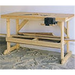 Project plan for a Woodworking Bench