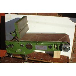 Beltsander 6 inch wide USED  Made by Multico