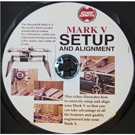 MARK V Setup and Alignment  DVD