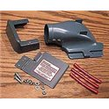 Jointer Dust Chute Retro-fit Kit