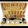 Aztek DA4709 Single and Double Action Internal Mix Airbrush Kit