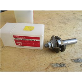 """Reversible Stile & Rail with 1/2"""" shank-Chamfer-555380"""