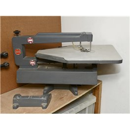 "Shopsmith 20"" Scroll Saw Blade Changing Upgrade"