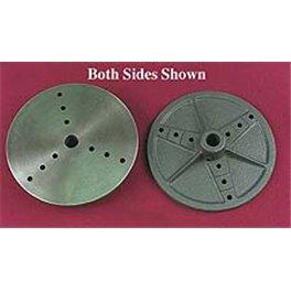"Shopsmith Lathe Faceplate 6"" diameter REFURBISHED"