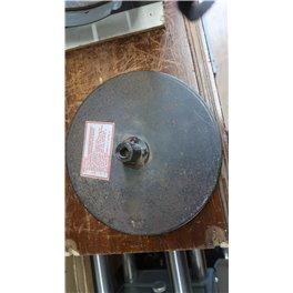 Shopsmith Steel Sanding Disk Plate USED