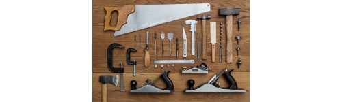 Woodworking Workshop tools